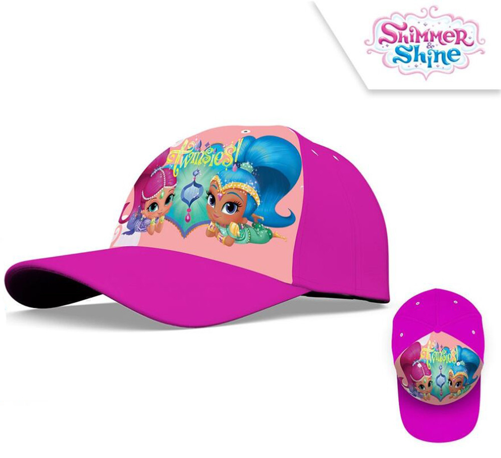 Cappellino Shimmer and Shine
