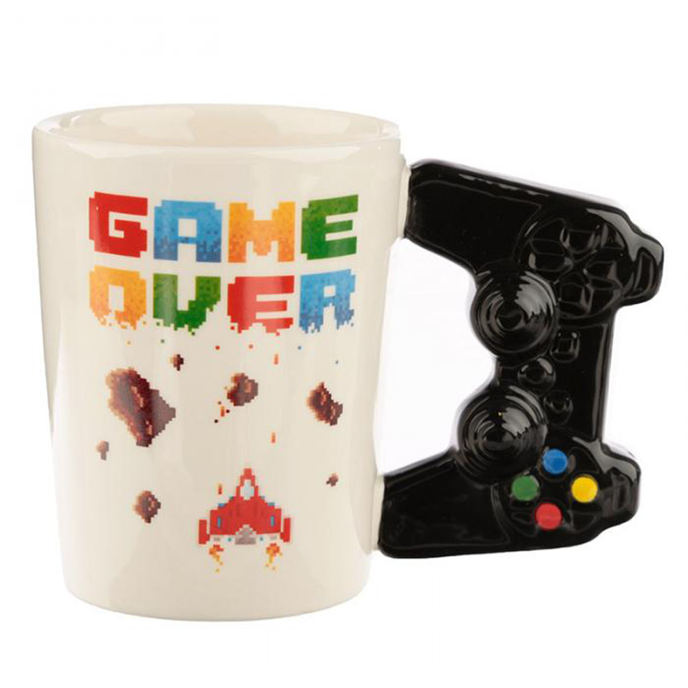 Tazza Game Over