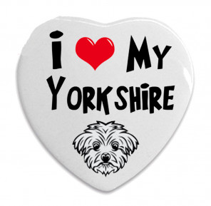 Magnete Love Yorkshire