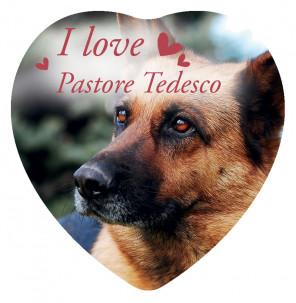 Magnete Love Pastore Tedesco