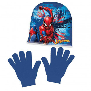 Set Guanti e Berretta SpiderMan