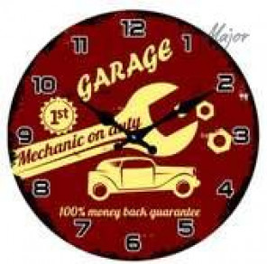 Orologio Garage mechanic
