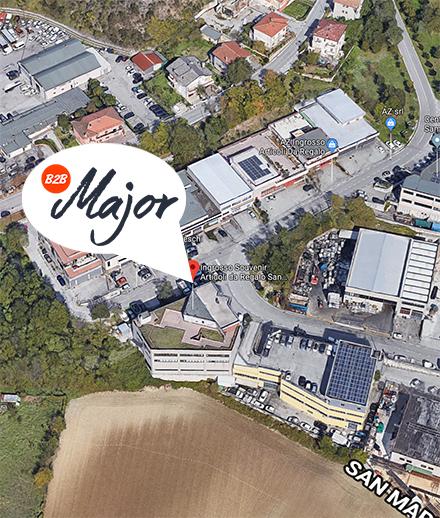 Ingrosso Major San Marino